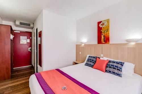Brit Hotel Confort Grenoble Sud - Libération : Hotel near Le Pont-de-Claix