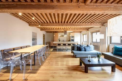 L'Etage de Lyon : Apartment near Lyon