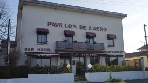 Le Pavillon de l'Aéro - Versailles - Saint Cyr l'Ecole Solution hôtel entreprises : Hotel near Rennemoulin