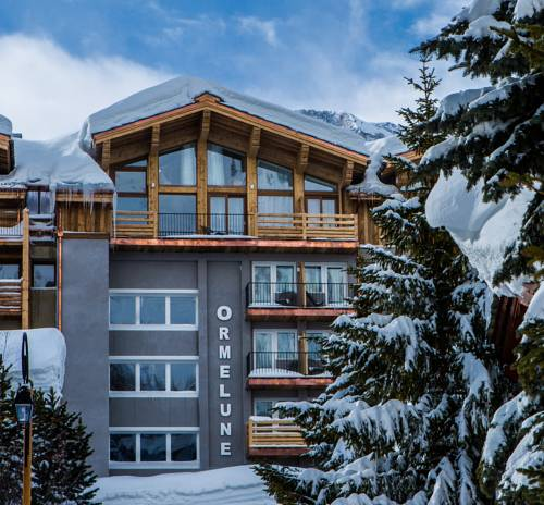 Hotel Ormelune : Hotel near Val-d'Isère