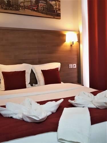 Hotel Luxor : Hotel near Vanves