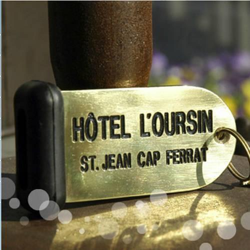 L'Oursin : Hotel near Saint-Jean-Cap-Ferrat