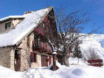 Chalet la Forestière : Apartment near Orcières