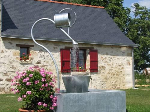 Le Domaine des Gauliers : Bed and Breakfast near Aubigné-sur-Layon
