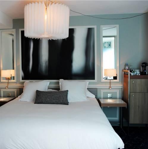 Best Western Premier Hotel Littéraire Le Swann : Hotel near Paris 17e Arrondissement