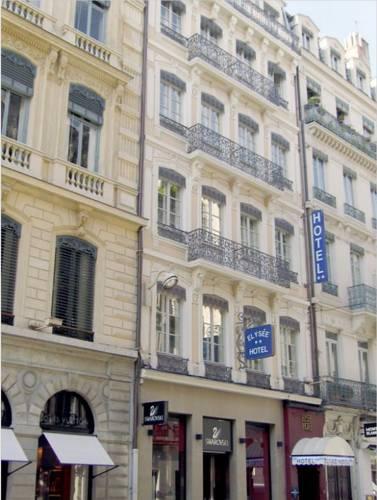 Hotel Elysée : Hotel near Rhône-Alpes