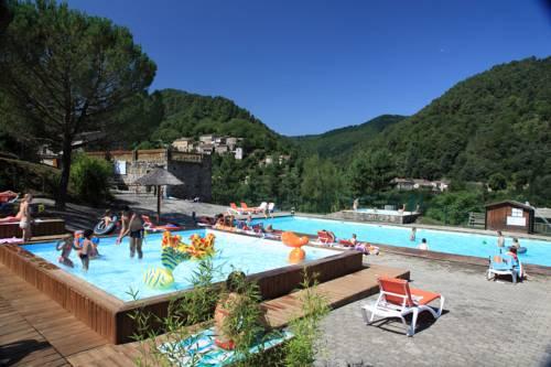 Vivacamp Le Mas de Champel : Guest accommodation near Pranles