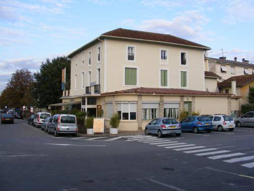 L'Epicurien : Hotel near Villeneuve-sur-Lot