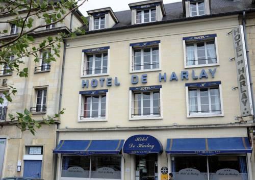 Citotel Hôtel De Harlay : Hotel near Retheuil