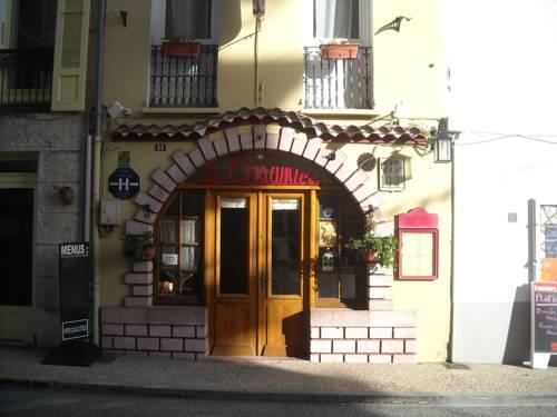 La Chaumière : Hotel near Saint-Vincent-les-Forts