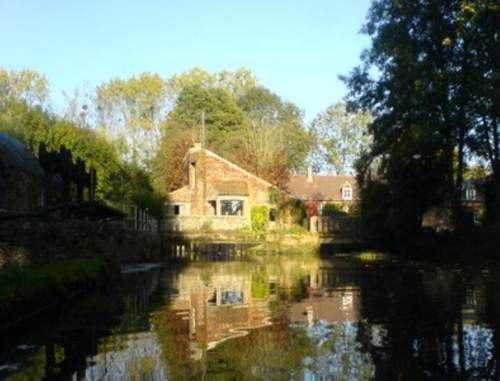 Moulin l'O : Guest accommodation near L'Aigle