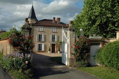 Chateau de la Fléchère : Bed and Breakfast near Arnas