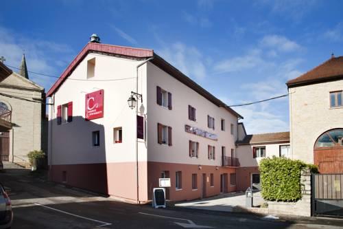 Comptoir et Dépendances : Hotel near Villefontaine
