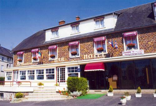 Hôtel La Pocatière : Hotel near Ancteville