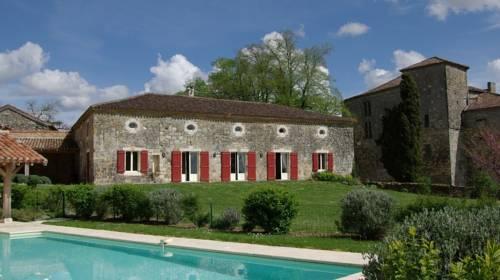 Le Bastion du Prince Noir : Guest accommodation near Sos