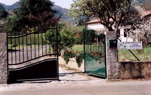 Chalet L'Escalette : Guest accommodation near Rennes-le-Château