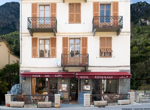 Hôtel Fleur des Alpes : Hotel near Fontan