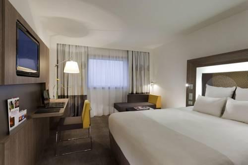 Novotel Cergy Pontoise : Hotel near Pontoise