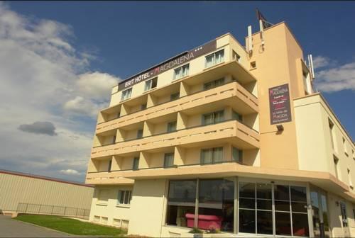 Hôtel Magdalena : Hotel near Coulanges-lès-Nevers