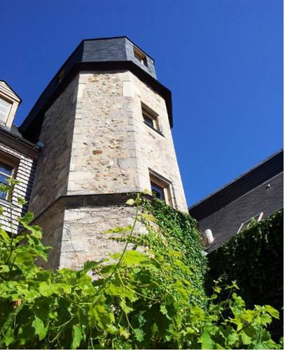 Logis Saint-Flaceau : Bed and Breakfast near Le Mans