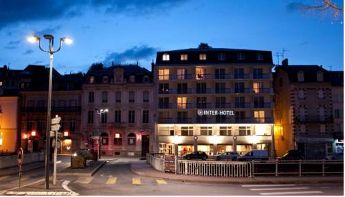 Inter-Hotel Tulle Centre : Hotel near Limousin