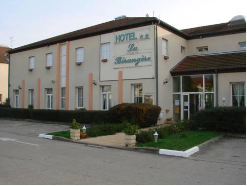 Hôtel La Bérangère : Hotel near Béligneux