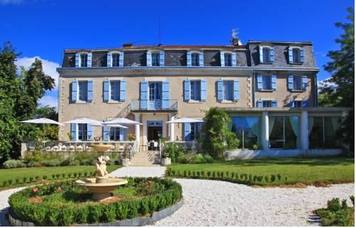 Château Bellevue : Hotel near Cazaubon