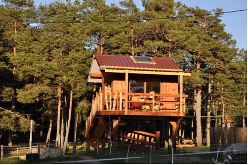 Cabane des Guernazelles : Guest accommodation near Valderoure