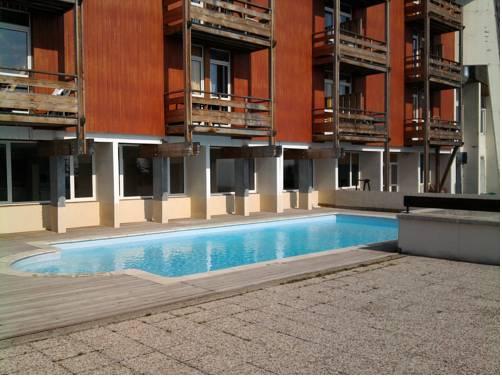 Appartements Le Clos des Gentianes : Apartment near Allevard
