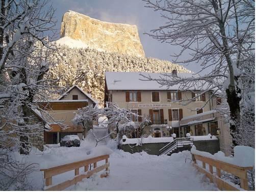 Au Gai Soleil du Mont-Aiguille : Hotel near Clelles