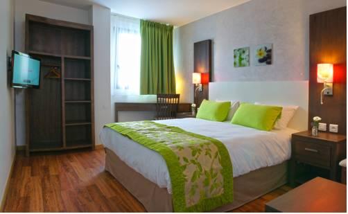 Hôtel balladins Superior Villejuif : Hotel near Chevilly-Larue