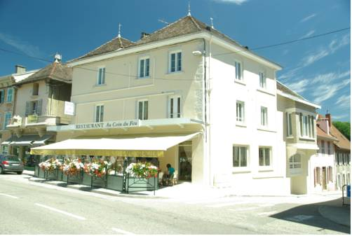 Hotel de France : Hotel near Salagnon