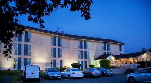 ibis Budget Mâcon Sud : Hotel near Cormoranche-sur-Saône