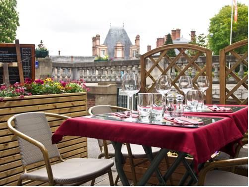 Le Richelieu Bacchus : Hotel near Fontainebleau