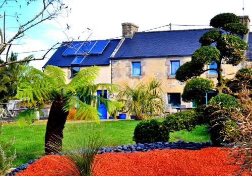 Chambres d'Hôtes Le Nid d'Iroise : Guest accommodation near Brélès