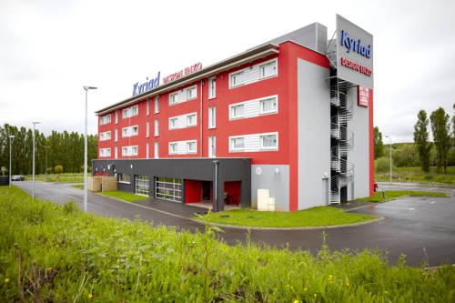 Kyriad Design Enzo Thionville : Hotel near Thionville