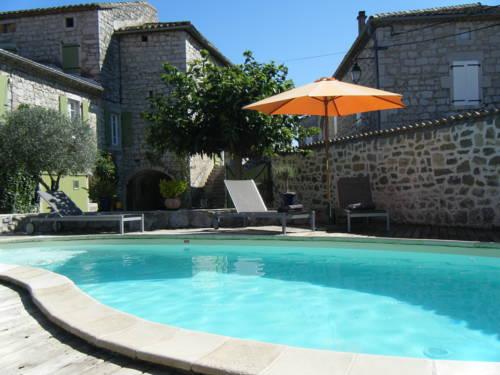 Mas Des Ayres : Guest accommodation near Saint-Alban-Auriolles