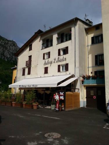 Auberge Saint Martin : Hotel near Fontan