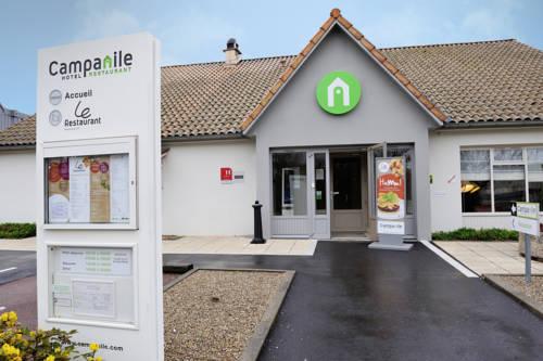 Campanile Lyon Est Aéroport Saint Exupery : Hotel near Bourgoin-Jallieu