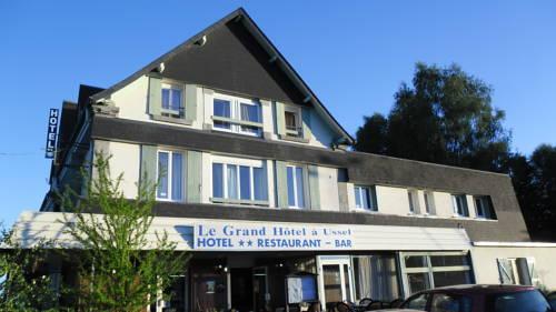 Le Grand Hôtel à Ussel : Hotel near Corrèze