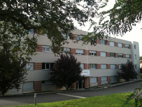 City Résidence Lyon Marcy : Guest accommodation near Grézieu-la-Varenne