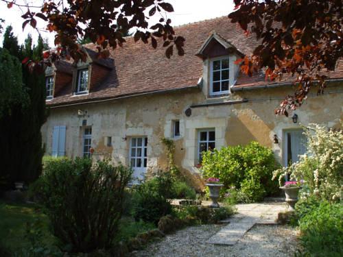 Jardin la Bourdonnière : Guest accommodation near Autheuil