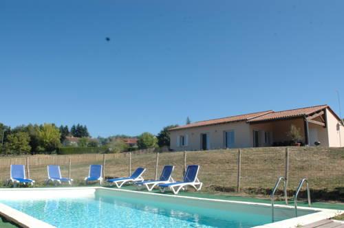 La Villa de Gaelle - Dordogne Périgord : Guest accommodation near Saint-Estèphe