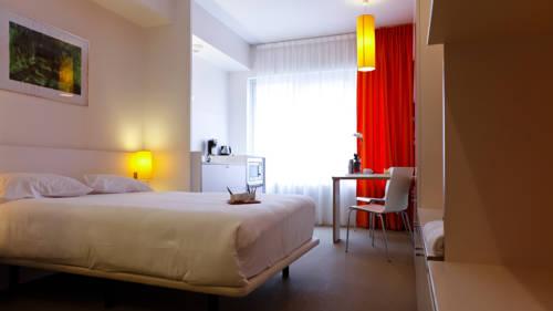 Résidence Hôtelière Temporim Cité Internationale : Guest accommodation near Villeurbanne