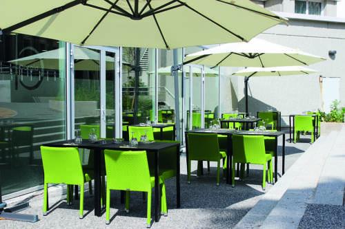 Appart'City Confort Lyon Cité Internationale : Guest accommodation near Caluire-et-Cuire