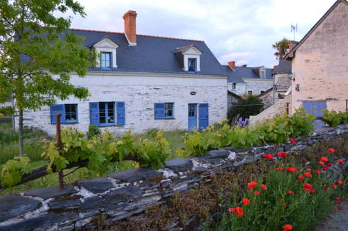 Gîte Dagueloire : Guest accommodation near Trélazé