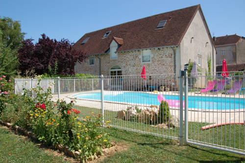 La Renouée Chambres d'Hôtes : Bed and Breakfast near Flacey-en-Bresse