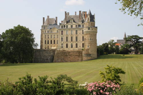 Château de Brissac : Bed and Breakfast near Charcé-Saint-Ellier-sur-Aubance