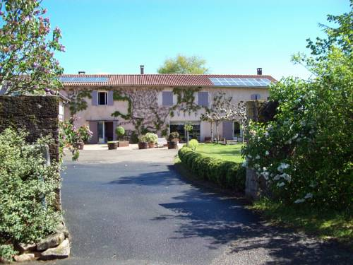 Appartement l'Eglantyne : Apartment near Thoissey