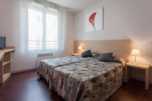Residhotel St Etienne Centre : Hotel near Loire